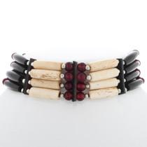 Tribal Bone Choker 35881