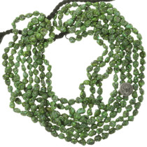 Natural Green Turquoise Beads Emerald Valley Nevada 35541