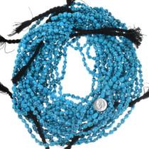 Untreated Kingman Turquoise Beads 35544