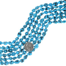 Gemmy Natural Turquoise Beads 35545