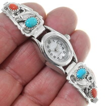 Sleeping Beauty Turquoise Watch 35890