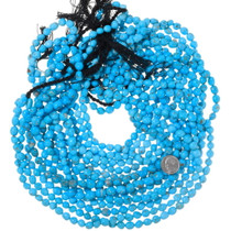 Natural Untreated Turquoise Beads 35553