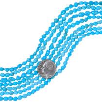 Natural Kingman Turquoise Nugget Beads 35555