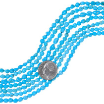 Natural Kingman Turquoise Nugget Beads 35555