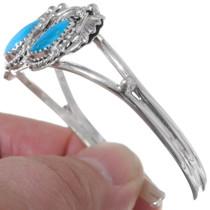 Sleeping Beauty Turquoise Ladies Bracelet 35899