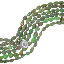 Green Turquoise Beads 35557