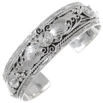Native American Sterling Bracelet 35906
