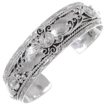 Native American Sterling Bracelet 35906