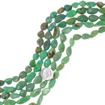 Bright Green Turquoise Beads 35558