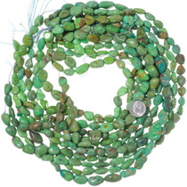 Natural Emerald Valley Turquoise Nugget Beads 35558