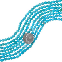 Natural Kingman Turquoise Beads 35565