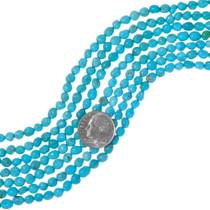 Natural Kingman Turquoise Beads 35565