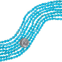 Real Turquoise Beads 35566