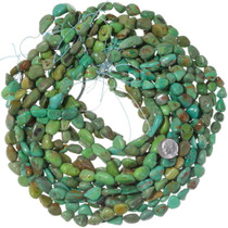Natural Emerald Valley Turquoise Rounded Nuggets 35568