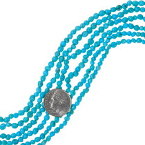 Natural Sonoran Gold Turquoise Beads 35570