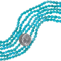 Gemmy Natural Turquoise Beads 35571