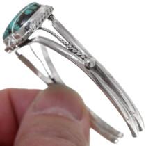 Native American Spiderweb Turquoise Bracelet 35942