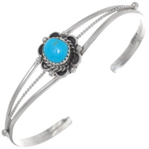 Native American Turquoise Ladies Bracelet 35944
