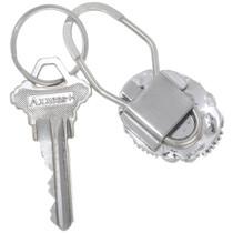 Navajo Turquoise Key Ring 35966