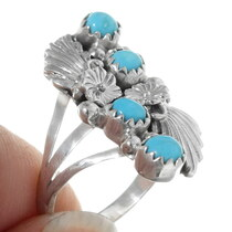 Native American Turquoise Ring 38032