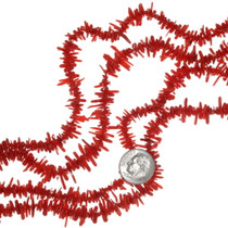 Red Branch Coral Beads 35587