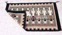 Hand Woven Navajo Wool Rug 38063