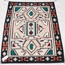 Authentic Navajo Wool Rug 38064