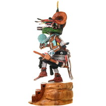 Original Milton Howard Hand Carved Kachina Doll 38070