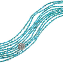 Turquoise Nugget Beads 35592