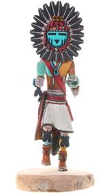 Vintage Hopi Sunface Kachina Doll 39102