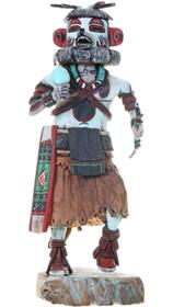 Authentic Hopi Bear Kachina Doll 39106
