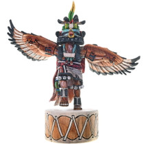 Hopi Eagle Dancer Kachina Doll 39107