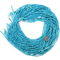 Sky Blue Kingman Arizona Turquoise Beads 35593