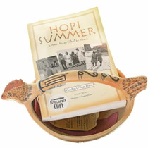 "Hopi Effigy Pottery ""Hopi Summer"" Book Included 39109"
