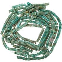 Aqua Green 12mm Real Turquoise Beads 35598