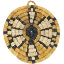 Authentic Hand Woven Hopi Basket 39123