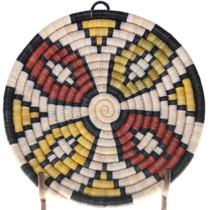 Vintage Hopi Polychrome Basket 39125