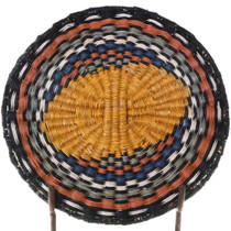 Authentic Native American Basket Tray 39127