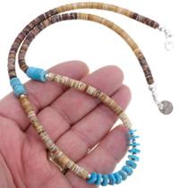 Navajo Heishi Necklace 29352