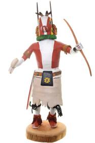 Vintage Hopi Badger Kachina Doll 39161