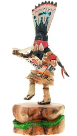 Apache Crown Dancer Kachina Doll 39162