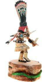 Hand Carved Hopi Kachina Doll 39162
