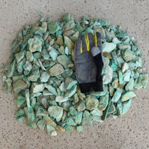 Turquoise Rough Nuggets One Pound 37000