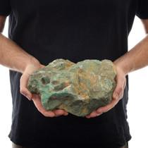 5.45 Pound Rough Turquoise Specimen 37007