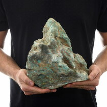 Huge Real Turquoise Nugget 37009