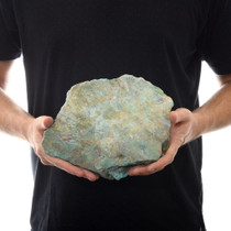 Bright Color Large Turquoise Stone 37014