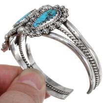 Bisbee II Turquoise Cuff 20927