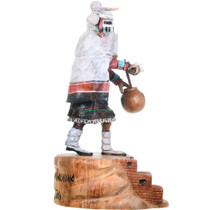 Hand Carved Cottonwood Hopi Kachina Doll 39221