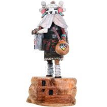 Hopi Snow Maiden Kachina Doll 39221
