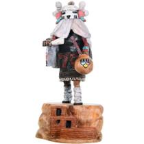 Hopi Snow Maiden Kachina Doll 39221